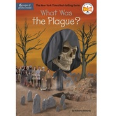 Pre-buy, What Was the Plague, What Was Series, by Roberta Edwards & Dede Putra, Paperback