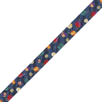Renewing Minds, Galaxy Wide Trimmer, 38 Feet, Multi-Colored