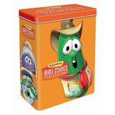 VeggieTales, Bible Stories Collection Tin, 4 DVD Set