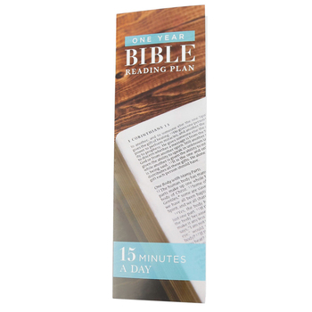 Salt & Light, One Year Bible Reading Plan, 15 Minutes a Day