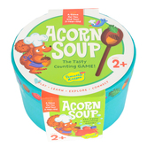 Peaceable Kingdom, Acorn Soup: The Tasty Counting Game, Ages 2 and Older