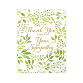 DaySpring, Thank You for Your Sympathy Notes, 10 Cards with Envelopes