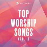 Pre-buy, SOZO Playlists: Top Worship Songs Volume 2, by Various Artists, CD