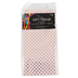 Brother Sister Design Studio, Pink with Gold Foil Dots Tissue Paper, 20 x 20 inches, 5 Sheets