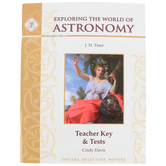 Memoria Press, Exploring the World of Astronomy Supplemental Student Book, Paperback, Grades 6-8