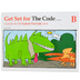 Educators Publishing Service, Explode the Code Get Set for the Code Book B, 2nd Edition, Grades PreK-1