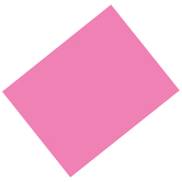 Pacon, Heavy Poster Board, 22 x 28 Inches, Hot Pink, 1 Piece
