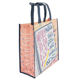 Days of the Week Tote Bag, 15 x 14 Inches