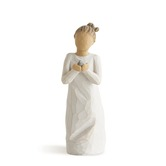 Willow Tree, Nurture Figurine, by Susan Lordi, 5 1/2 inches