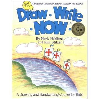 Draw Write Now Book 2