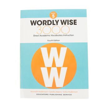 Wordly Wise 3000 4th Edition Student Book 5, Paperback, Grade 5