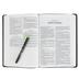 KJV Value Thinline Bible, Large Print, Imitation Leather, Black