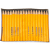 Bazic Products, Pre-Sharpened #2 Golf Pencil, Yellow, Pack of 144