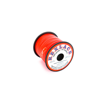 Pepperell Crafts, Rexlace Spool, Red, 100 yards