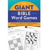 Pre-buy, The Giant Bible Word Games Collection, by Barbour, Paperback