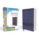 NIV Bible for Kids, Duo-Tone, Slate Blue