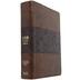 CSB Study Bible, Imitation Leather, Mahogany