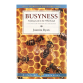 Busyness: Finding God in the Whirlwind, by Juanita Ryan