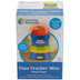 Learning Resources, Time Tracker Mini Audio and Visual Timer, 3.25 x 3.25 x 4.75-Inches, Multi-Colored