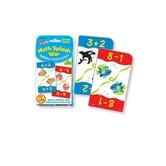 Math Splash War Addition & Subtraction Challenge Cards®
