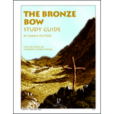 Progeny Press, The Bronze Bow Student Study Guide, Paperback, 67 Pages, Grades 6-8