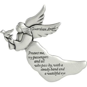 Guardian Angel, Protect Me Visor Clip