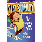 Stanley, Flat Again, by Jeff Brown and Macky Pamintuan, Paperback