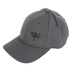 NOTW, Snapback Adjustable Hat, Dark Grey
