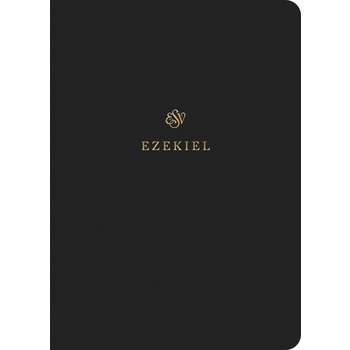 ESV Scripture Journal: Ezekiel, Paperback, Black