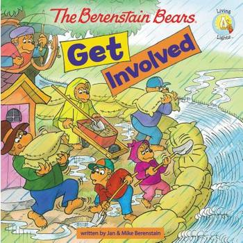 The Berenstain Bears Get Involved, by Mike Berenstain & Jan Berenstain, Paperback