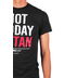 Gardenfire, James 4:7, Not Today Satan, Men's Short Sleeve T-Shirt, Black