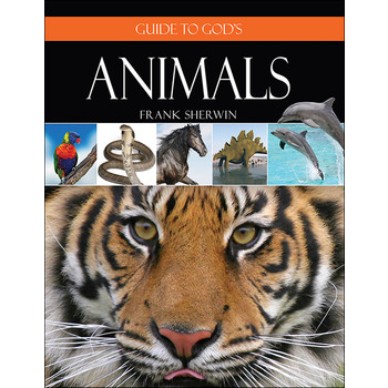 Institute for Creation Research, Guide to Gods Animals, Hardcover, Grades 3-9