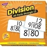 Division All Facts  0 -12
