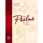 TPT The Psalms: Poetry on Fire, Illustrated Journaling Edition, Paperback