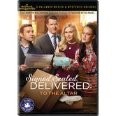 Signed, Sealed, Delivered: To the Altar, DVD