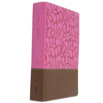 NIV Women's Devotional Bible, Larger Print, Imitation Leather, Multiple Colors Available