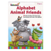 Newmark Learning, Alphabet Animal Friends Flip Chart, Write-On/Wipe-Off, Spiral, 26 Pages, Grades PreK-1