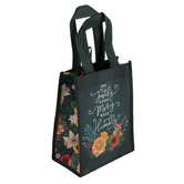Renewing Faith, Micah 6:8 Do Justly Love Mercy Walk Humbly Small Gift Bag, 8 1/2 x 6 1/2 x 4 inches