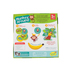Peaceable Kingdom, Monkey Around: The Wiggle and Giggle Game, Ages 2 and Older, 2 Player Game