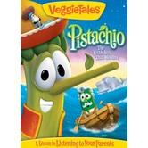 VeggieTales: Pistachio, A Lesson in Listening to Your Parents, DVD