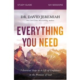 Everything You Need Study Guide, by David Jeremiah, Paperback
