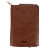Christian Art Gifts, John 3:16 Bible Study Kit, Imitation Leather, Brown, 6 1/2 x 9 1/4 inches