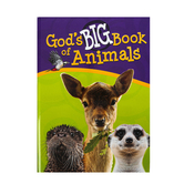 Master Books, God's BIG Book of Animals, Hardcover, 208 Pages, Grades 1-6