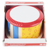 Hape, Double-Sided Drum, Wood, 7 x 4 inches, Ages 12 Months & Older
