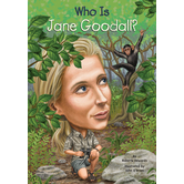 Who Is Jane Goodall, by Roberta Edwards and John OBrien