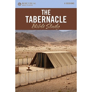 The Tabernacle Bible Study, Rose Visual Bible Studies, by Rose Publishing, Paperback