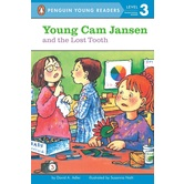 Young Cam Jansen and the Lost Tooth, Level 3 Reader, by David A. Adler & Susanna Natti, Paperback