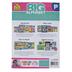 School Zone, Big Alphabet Preschool Workbook, Paperback, 320 Pages, Ages 3-5