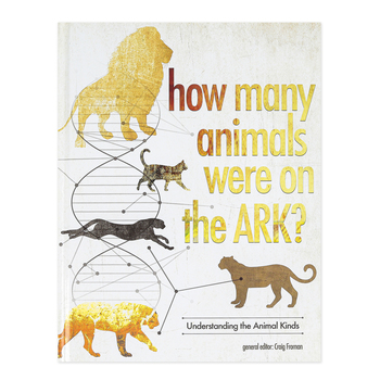 Master Books, How Many Animals Were On The Ark, Hardcover, 64 Pages, Grades 4-12