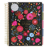 DaySpring, Live Life in Full Bloom Agenda Planner 18-Month, 2021-2022, 7 x 9 x 1 1/2 inches